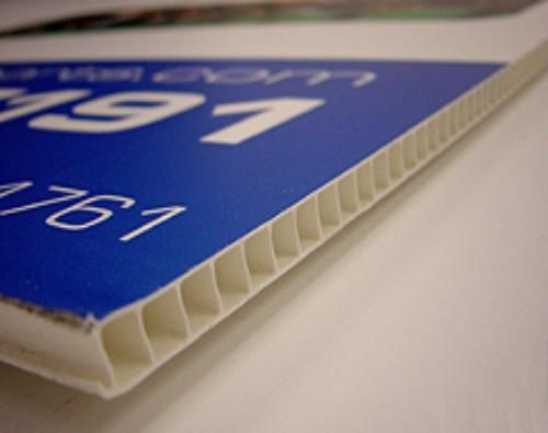 Correx A2 display boards x5